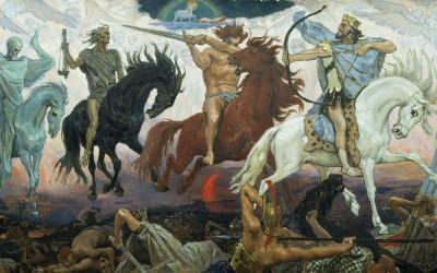 Die vier apokalyptischen Reiter einer Beziehung