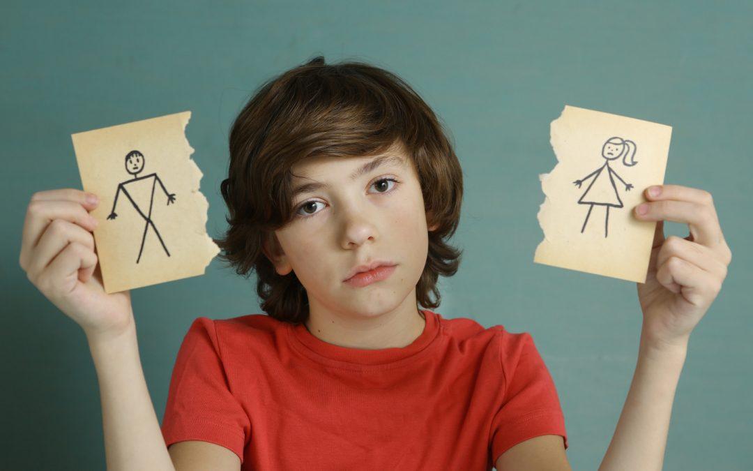 Wie unterstütze ich meine Kinder bei Trennung und Scheidung?