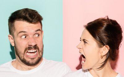 Mit wem genau streite ich eigentlich, wenn ich streite?